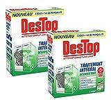 Destop Nettoyant Complet Lave Linge Désinfectant- Lot de 2