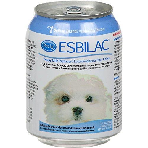 Esbilac Puppy Milk Replacer Liquid [Set of 2] Size: 11 Ounce