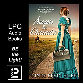 Secrets & Charades audiobook cover art