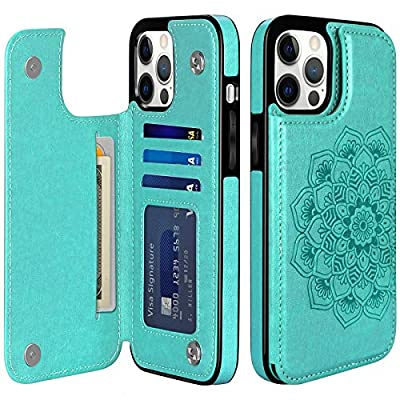 COOYA iPhone 12 Pro Max Case for Women, iPhone ...