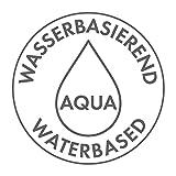 Marabu 12300013856 - Schutzlack, dünnflüssiges Acryl - Finish auf Wasserbasis, lichtecht, wasserfest, zum abschließenden Lackieren von Kunstwerken, 250 ml, transparent - 4