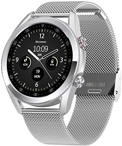 Reloj Inteligente Fitness Tracker Reloj Deportivo Fitness Tracker Reloj de pulsera Hombres Bluetooth Llamada IP68 Impermeable Full Touch Fitness Tracker Mujeres Smartwatch C-C