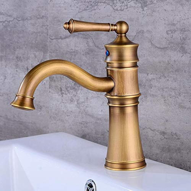 Taps Faucet Basin Faucet Home Hotel Faucet Copper Antique Basin Faucet