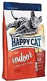 Happy Cat Indoor Adult Voralpen-Rind, 1er Pack (1 x 4 kg)