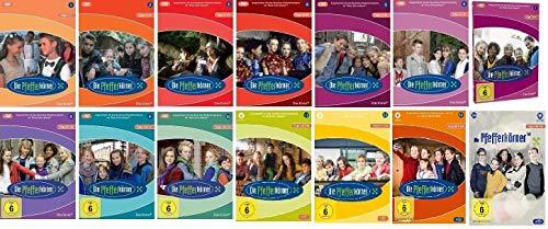 Die Pfefferkörner Staffel 1-14 (1+2+3+4+5+6+7+8+9+10+11+12+13+14) [DVD Set]