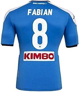 Ssc Napoli Fabian Home 2019/2020