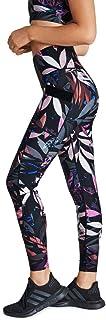 Rockwear Activewear Women's Winter Bloom Fl Velvet Pocket Tight Winter Bloom 14 from Size 4-18 for Bottoms Leggings + Yoga...