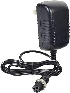 AlveyTech 12 Volt 1.0 Amp Battery Charger for the Razor E90