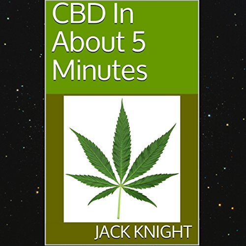 CBD in About 5 Minutes audiobook cover art