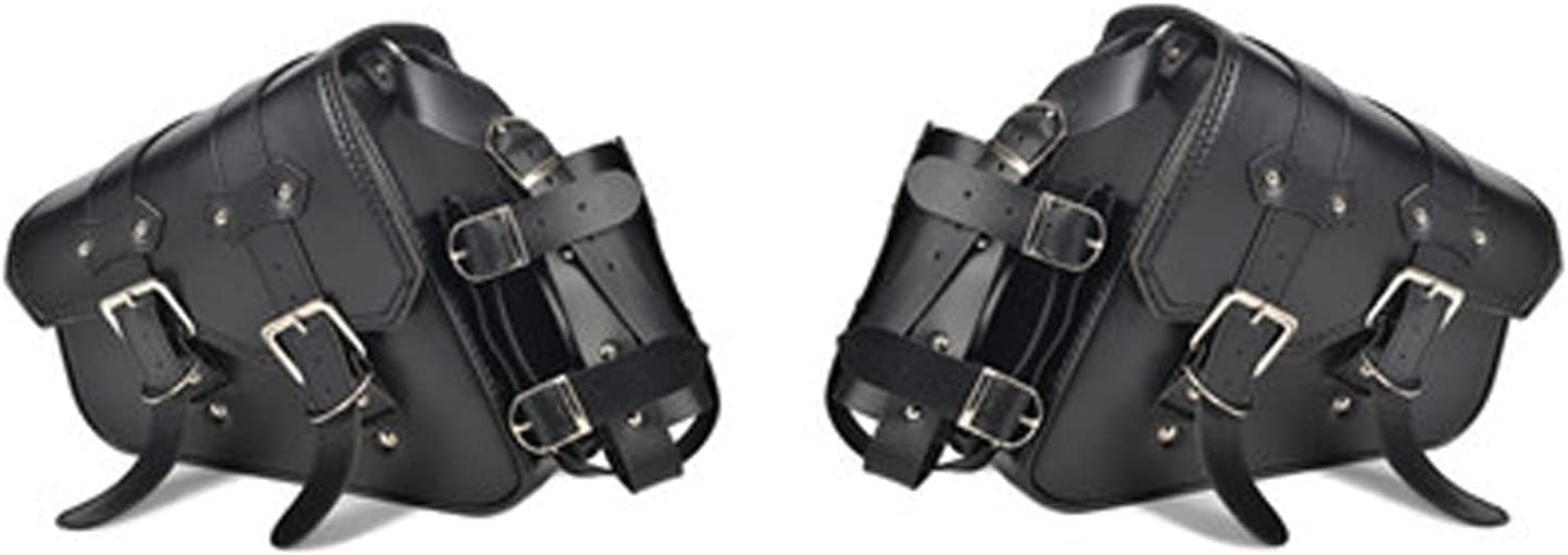 GAODINGD Motorcycle Saddle Bag Price reduction with Motorbike Excellent Leather Waterproof