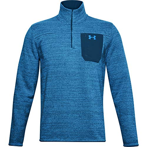 Under Armour Error: # Specialist Henley 2.0 Quarter Zip, Error:#N/A, Color Azul...