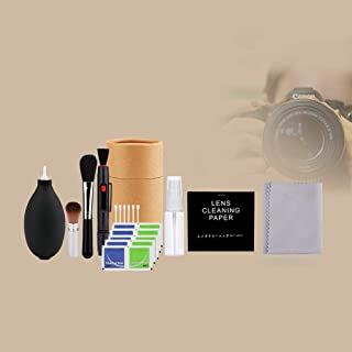 Leoie Professional Digital Camera Cleaning Brush Wipe Tools Set Brush Cleaner Kits Photo Cleaning Kit