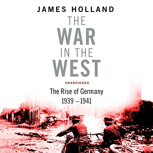 The War in the West - A New History Titelbild