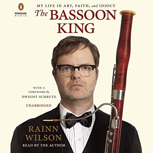 The Bassoon King audiobook cover art