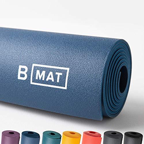 B YOGA B Mat Everyday Yoga-Matte, 180 cm, Tiefblau