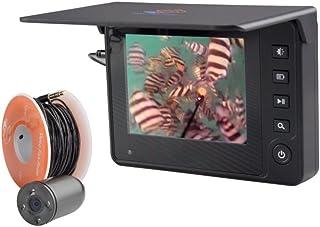3.5インチモニター搭載 フィッシングカメラ!魚を見ながら釣れる【フィッシングカメラ/15M】