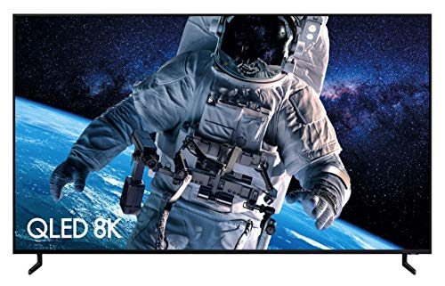 "Samsung QLED 8K 2019 55Q950R - Smart TV con Resolución QLED 8K 55"", Inteligencia Artificial 8K, Direct Full Array Elite, HDR Q 3000, Smart TV, Premium One Remote, Apple TV y Compatible con Alexa"