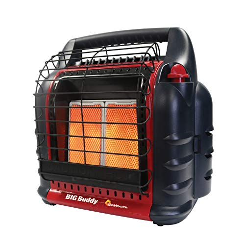 Mr. Heater MH18B Propane Heater, Red