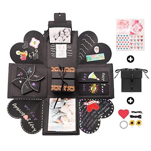 Box ideas for boyfriend surprise #10 Birthday