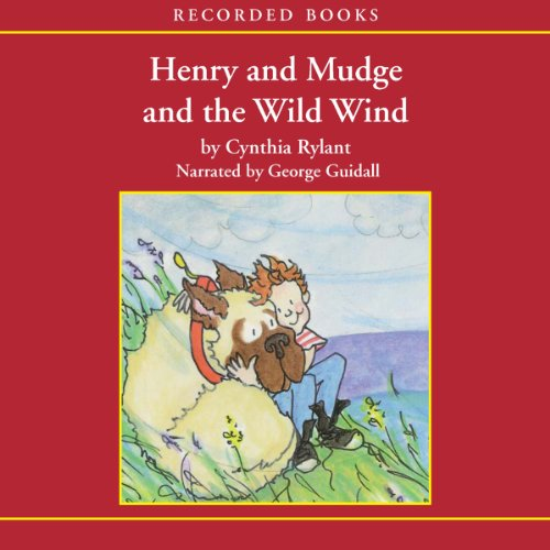 Henry and Mudge and the Wild Wind audiobook cover art
