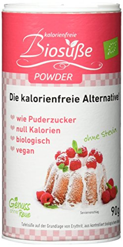 BIOSÜSSE -   Kalorienfreie