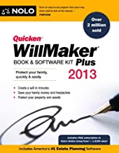 Quicken WillMaker Plus 2013 Edition: Book & Software Kit
