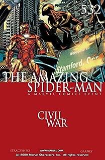 amazing spider man 532
