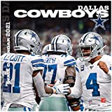 Dallas Cowboys 2021 Calendar