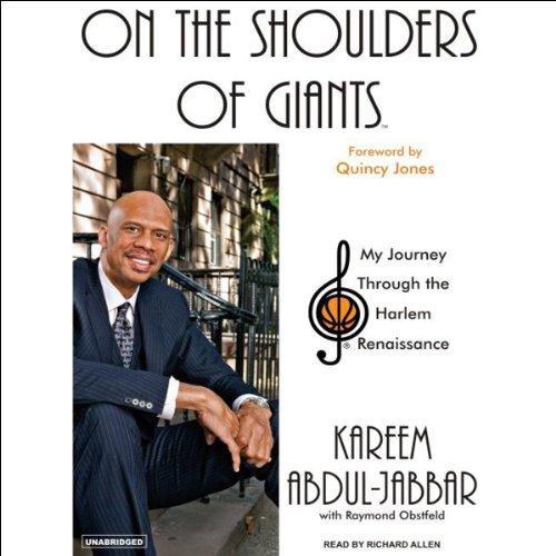 On the Shoulders of Giants audiobook cover art