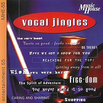 Vocal Jingles