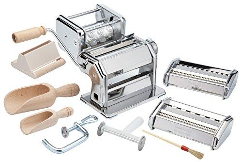 Imperia Italian 505 9-teiliges Pasta-Set inklusive Nudelmaschine