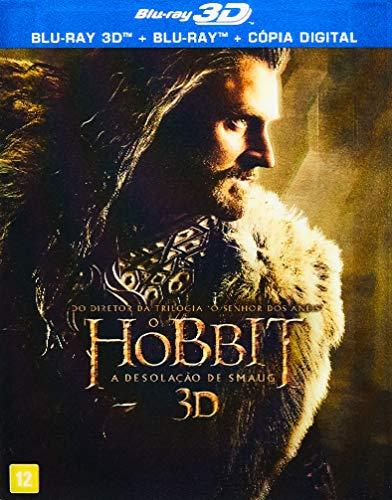 Hobbit O Parte 2 3D Combo [Blu-ray]