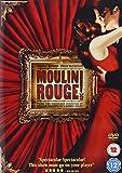 Moulin Rouge DVD [Reino Unido]