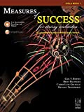 Measures of Success for String Orchestra Viola Book 1