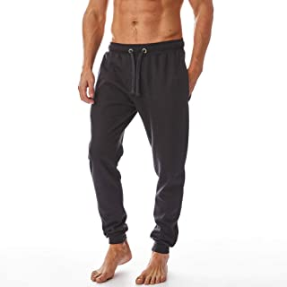 Iron Mountain Mens Reclaimed Yarn Eco Friendly Anti Pil Flexible Comfortable Jog Sweat Pant Trouser, Charcoal Marl, X-Large