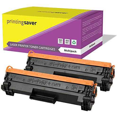CF244A 44A Printing Saver Pack 2 tóners compatibles