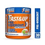 Fast&Up Pre Workout Supplement - Sports training - Energy and Power Performance
