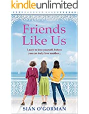 Friends Like Us: An emotional Irish page-turner about love and friendship