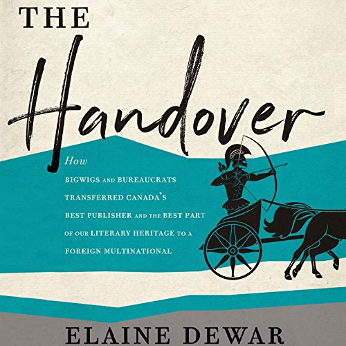 The Handover audiobook cover art