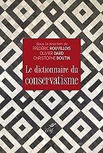 Le dictionnaire du conservatisme de Christophe Boutin