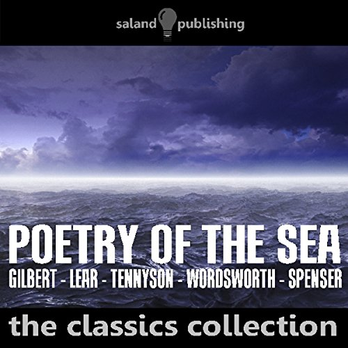 Poetry of the Sea audiobook cover art