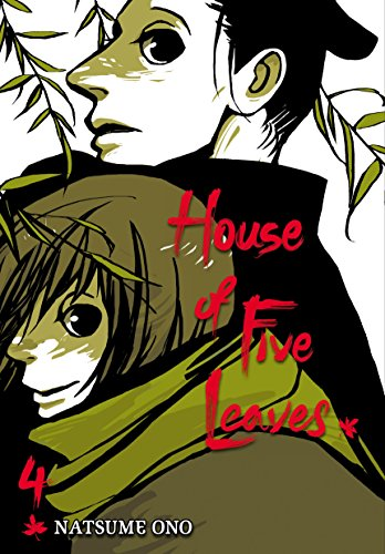 House of Five Leaves, Volume 4: 04