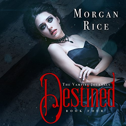Destined audiobook cover art