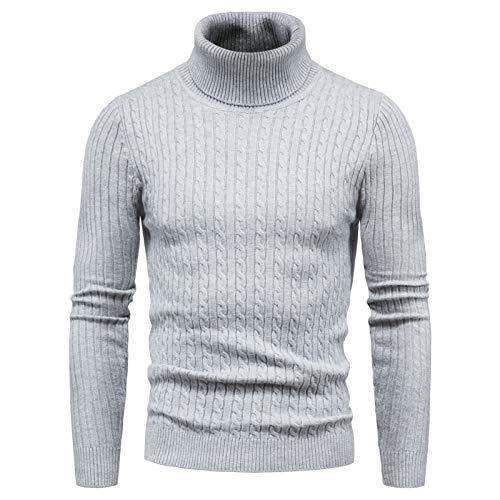 CELANDA Jersey Sweater Pullover Cuello Alto