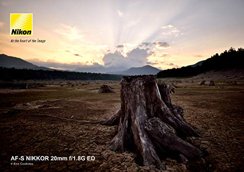 Nikon(ニコン)『AF-SNIKKOR20mmf/1.8GED』