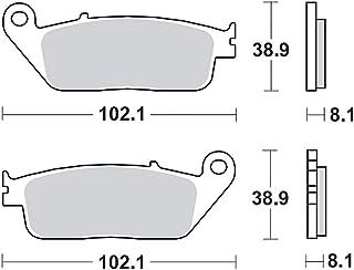 Bremsbelag Moto Master RoadPRO Ceramic VT 600 C Shadow PC21 94 00 vorne