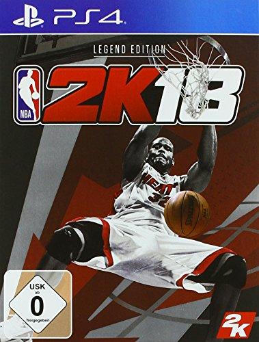 NBA 2K18 - Legend Edition - PlayStation 4 [Importación alemana]