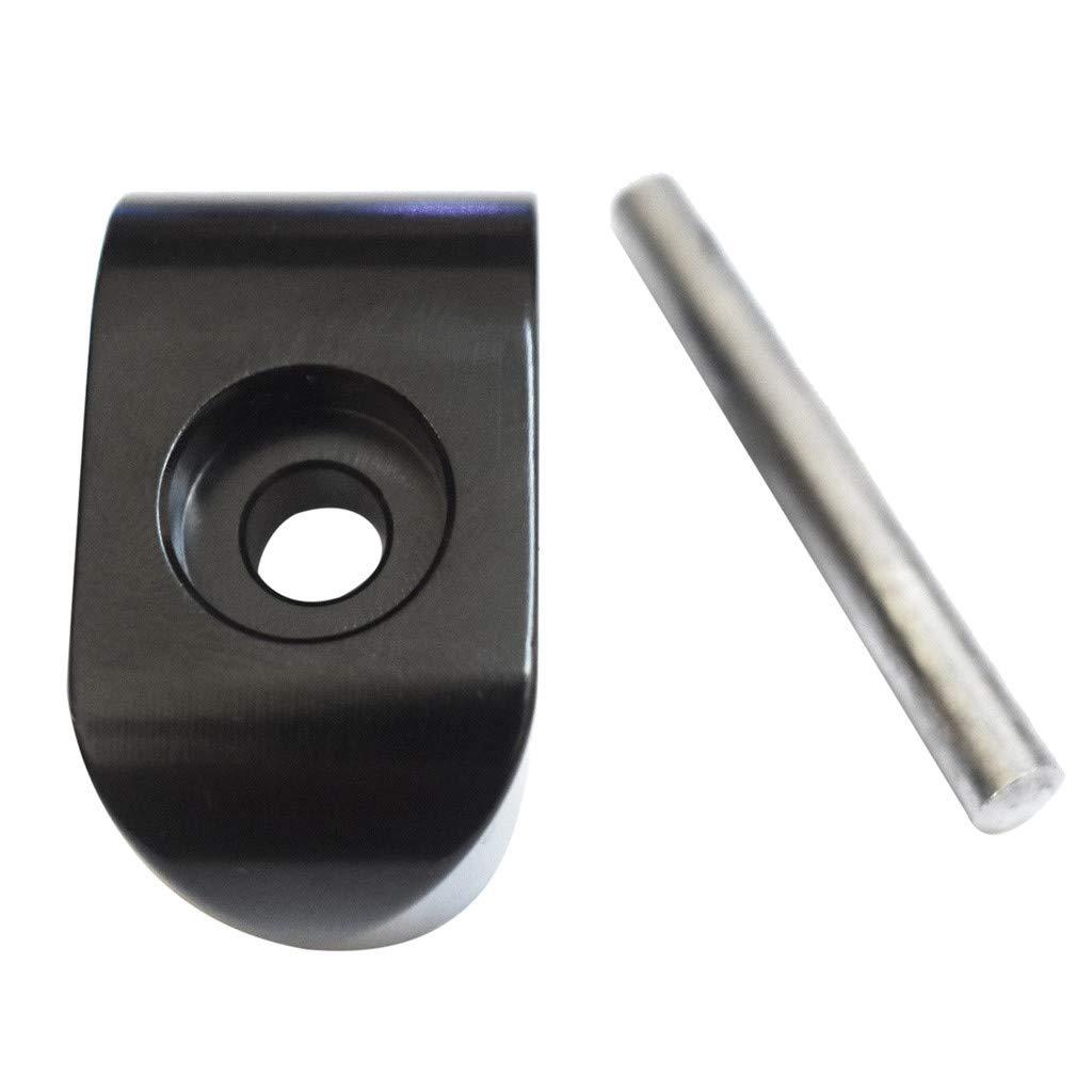 SMILEQ Cerradura Reforzada para Xiaomi M365 con Pin Accesorios de ...