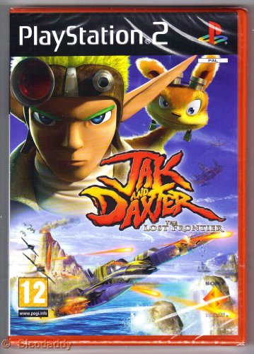 Jak and Daxter: The Lost Frontier (PS2) [Importación Inglesa]