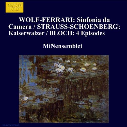 Sinfonia da camera (Chamber Symphony), B flat-major, Op. 8: Vivace con spirito